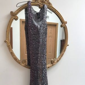 Sequin Party Dress FreeShipping